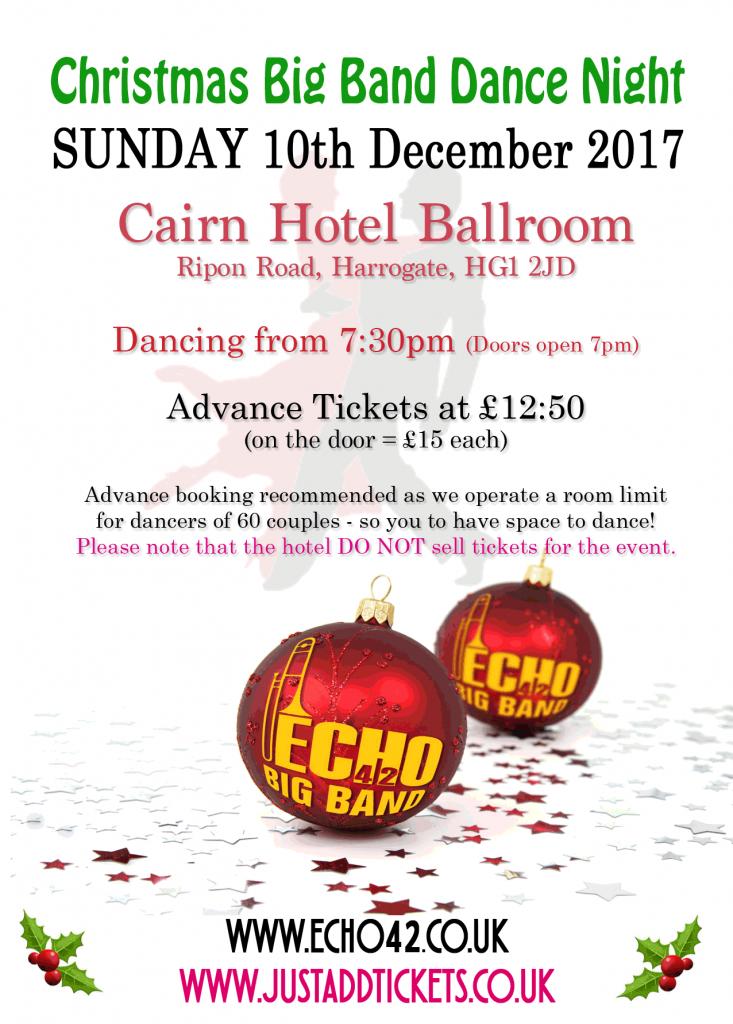Christmas Ballroom Dance Night
